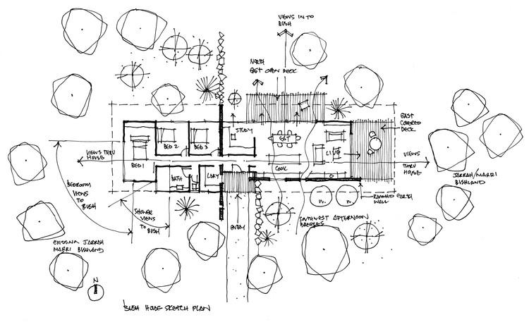 Croquis Floor Plan