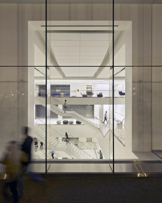 Georgetown University School of Continuing Studies / STUDIOS Architecture. Image via AIA