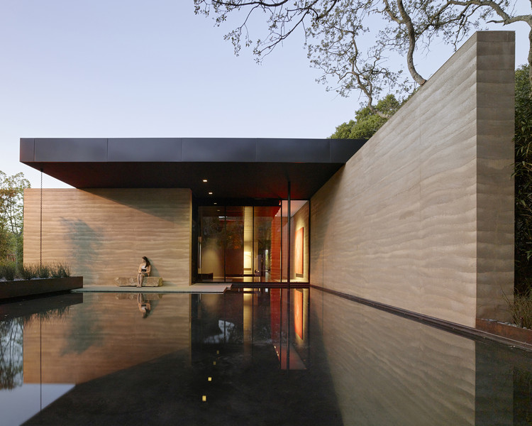 Windhover Contemplative Center / Aidlin Darling Design. Image via AIA