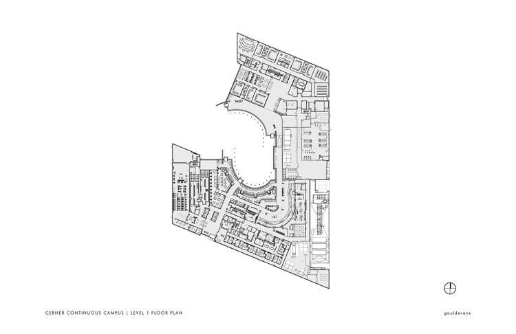 1° Floor Plan