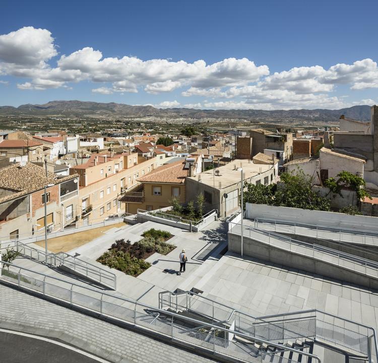 La Loma Del Calvario / Ariasrecalde, © Fernando Alda