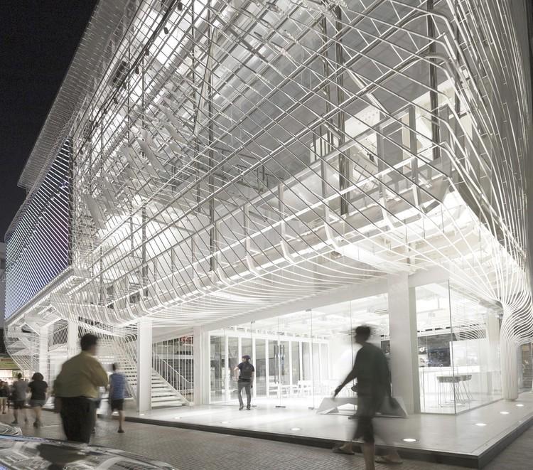 Now 26 / Architectkidd, © Spaceshift Studio