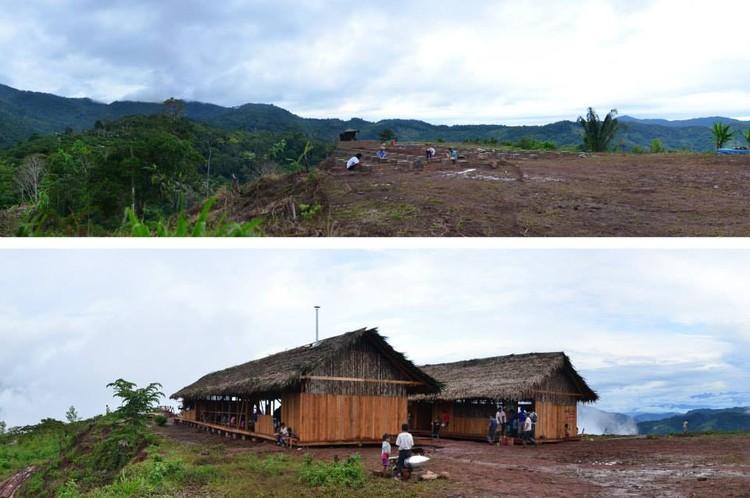 Colegio - Atsipatari Sondoveni. Image Cortesía de ConstruyeIdentidad