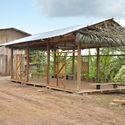 Centro Comunal Sondoveni. Image Cortesía de ConstruyeIdentidad