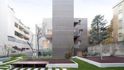 Residential Building in Via Bellincione / DAP Studio