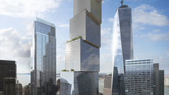 FOX se retira del 2 World Trade Center y el proyecto de BIG se congela