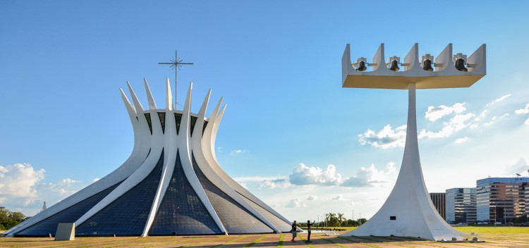 Gallery: Oscar Niemeyer's Cathedral of Brasília Photographed by Gonzalo Viramonte, © Gonzalo Viramonte