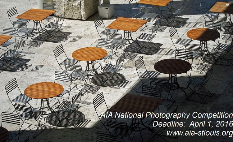 2016 AIA National Photography Competition