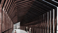 Foshan New City Village Walkway Bridge  / ADARC Associates