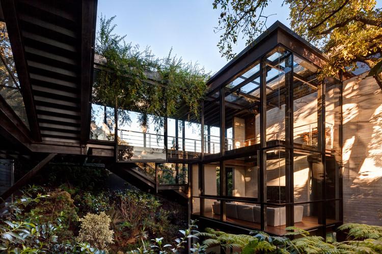 建在墨西哥森林中的住宅 / grupoarquitectura, © Agustín Garza