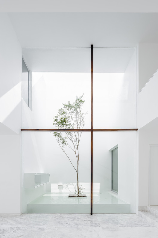 V house abraham cota paredes arquitectos archdaily for Minimalist house definition