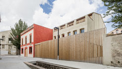 European Headquarters Of The Quality Leather Center  / taller 9s arquitectes