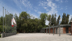 Fire Training Camp / BMRG Arquitectos