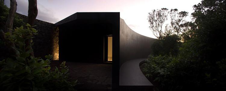 Centro de Visitantes de la Gruta das Torres / SAMI-arquitectos, © Fernando Guerra | FG+SG