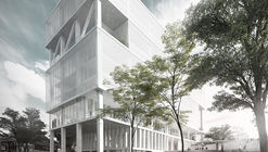 MOBO Architects Win Competition to Design Government Building in Bogotá, Colombia