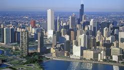 Explora el skyline de Chicago con este gráfico interactivo