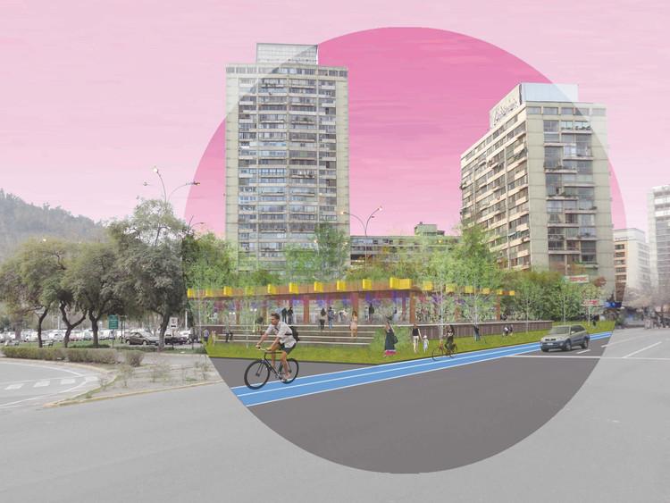 Alameda. Image Cortesía de Luis Vidal + Arquitectos