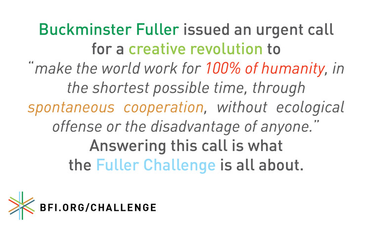 Call for Proposals: The 2016 Fuller Challenge