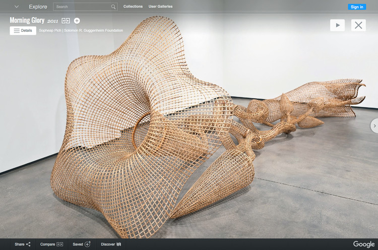 Installation view: Morning Glory, Tyler Rollins. Image © Sopheap Pich