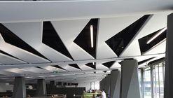 Lausanne University Hospital Restaurant Extension / meier + associés architectes