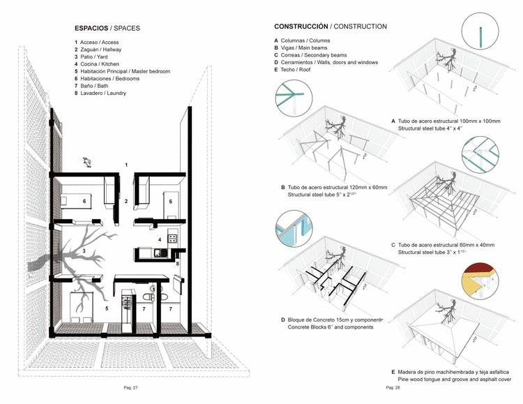 Espacios / Proceso Constructivo