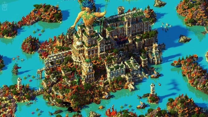 Atlantis. Image via NewHeaven