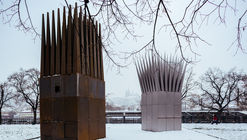 John Hejduk's Jan Palach Memorial Opens in Prague