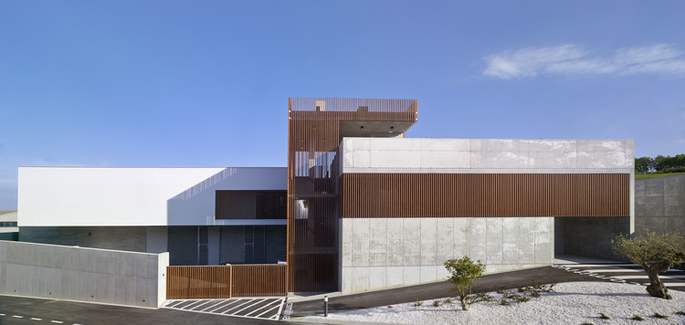 De Jove Crematorium / Ae Arquitectos, © Héctor Santos-Díez