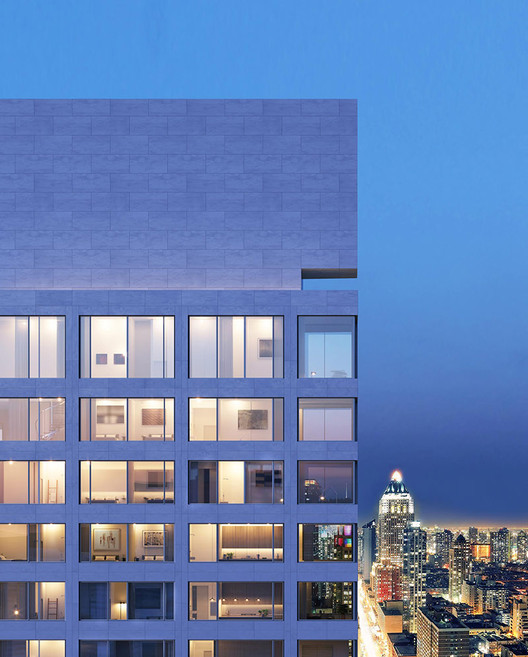 Projeto de Álvaro Siza em Nova Iorque. Image Courtesy of  Noe & Associates e The Boundary. Via Archpaper