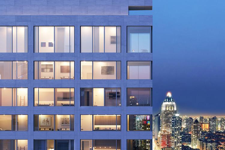 Se divulgan imágenes del primer proyecto de Alvaro Siza en Nueva York, Projeto de Álvaro Siza em Nova Iorque. Image Courtesy of  Noe & Associates e The Boundary. Via Archpaper
