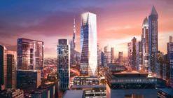 Foster Breaks Ground on New Dubai Skyscraper