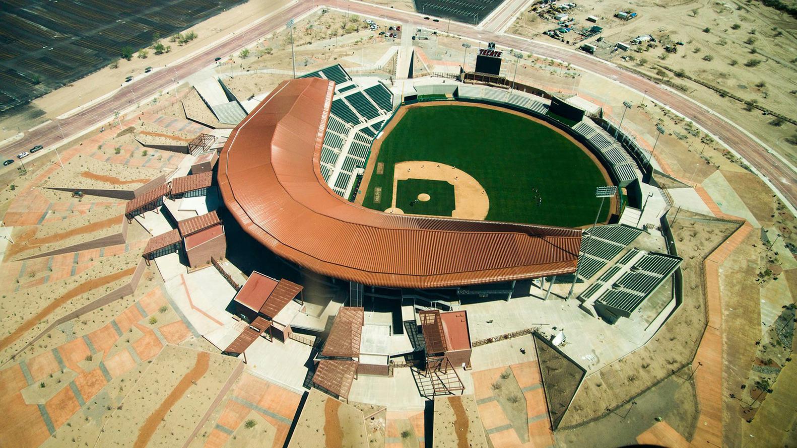 Sonora Stadium / 3Arquitectura