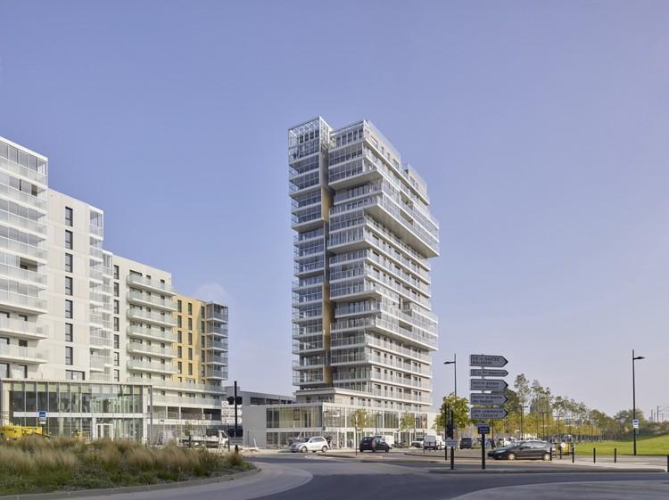 151 dwellings in ZAC du Pré Gauchet / a/LTA, © S. Chalmeau