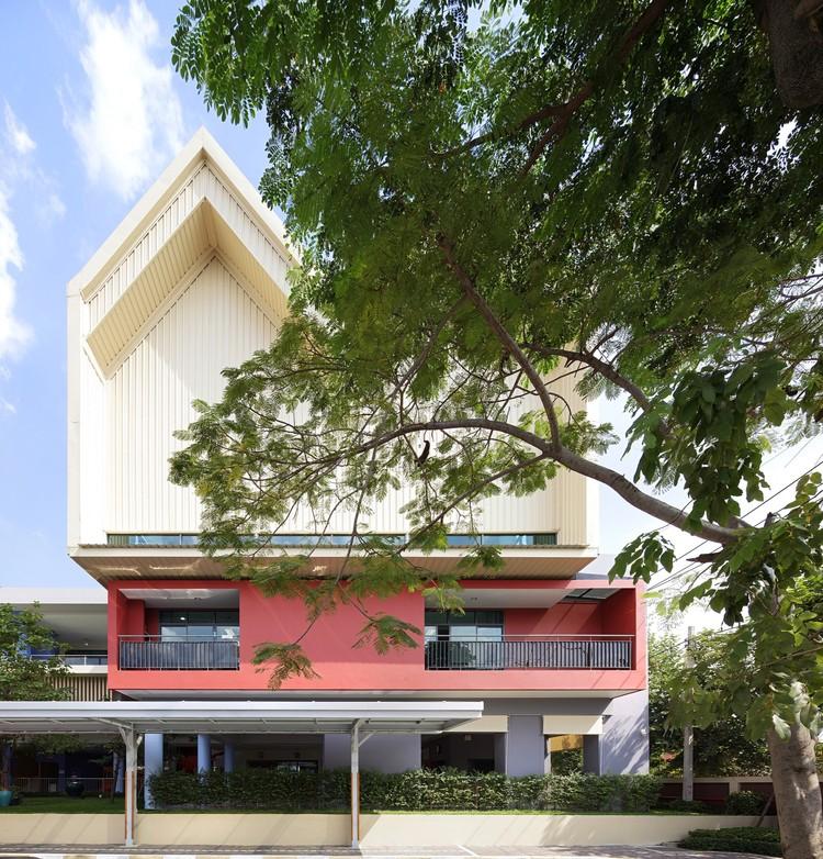 Kindergarten Charoenpong / I Like Design Studio, © Soopakorn Srisakul