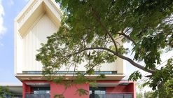 Kindergarten Charoenpong / I Like Design Studio