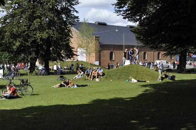 The City Park / Schønherr. Image Cortesía de Schønherr