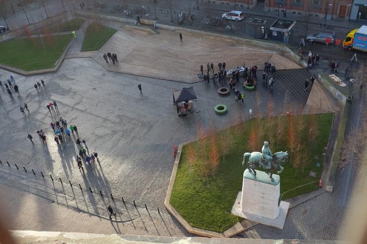 Bishops Square / Schønherr. Image Cortesía de Schønherr