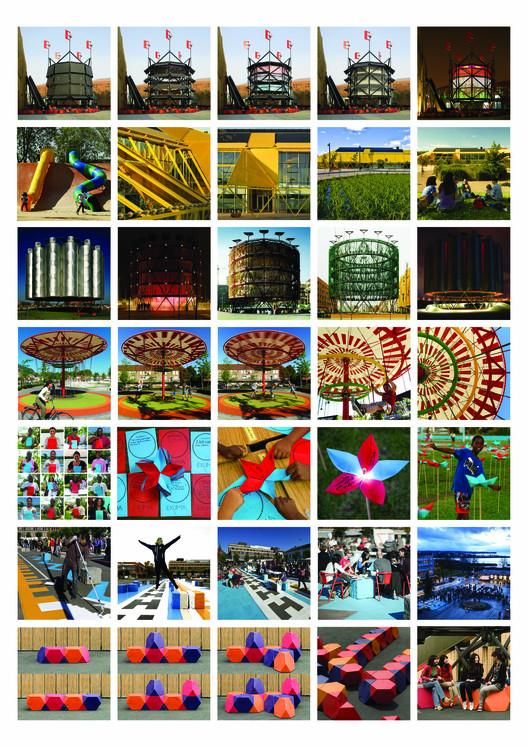Networked Urbanism, la instalación de Ecosistema Urbano en la Bienal de Shenzhen, © Ecosistema Urbano