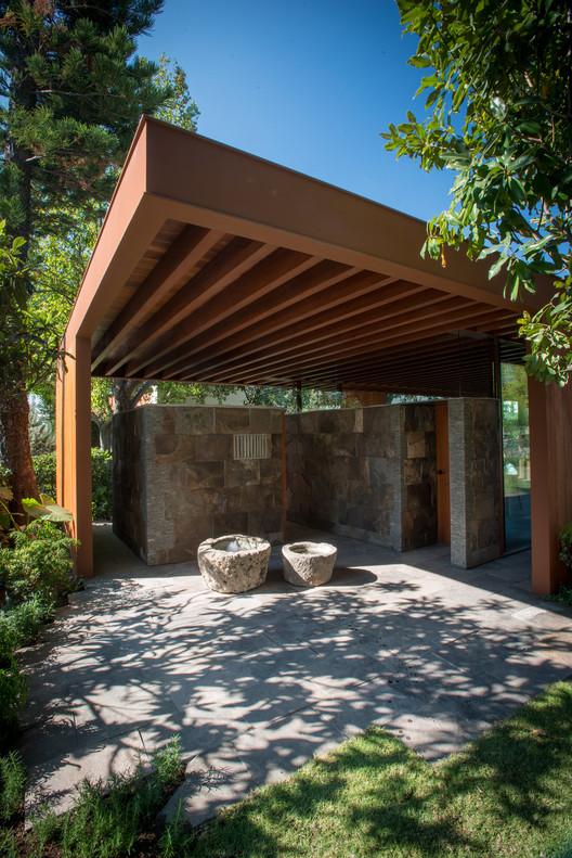 terraco jardim archdaily : Terra?o CV / Estudio Mac?as Peredo ArchDaily Brasil