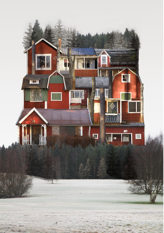 SE / Norrland. Imagen cortesía de Anastasia Savinova