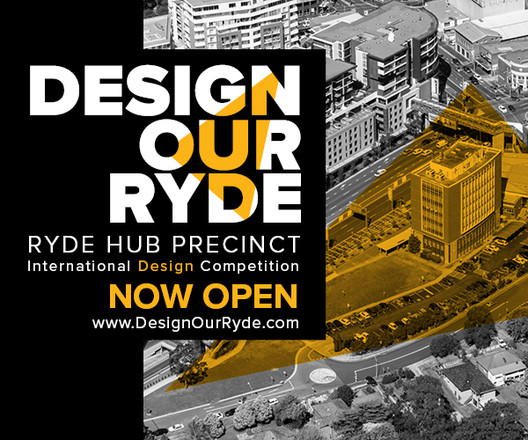 Call for Submissions: Design Our Ryde - International Design Competition