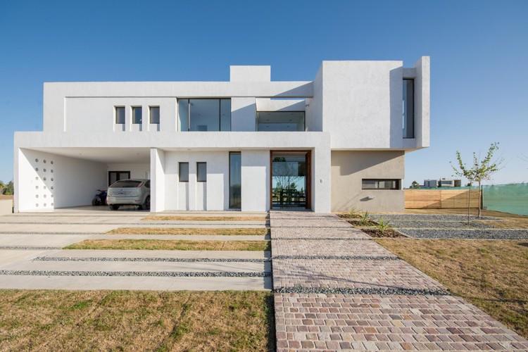 Casa Almada / Mariano Saravia, © Gonzalo Viramonte
