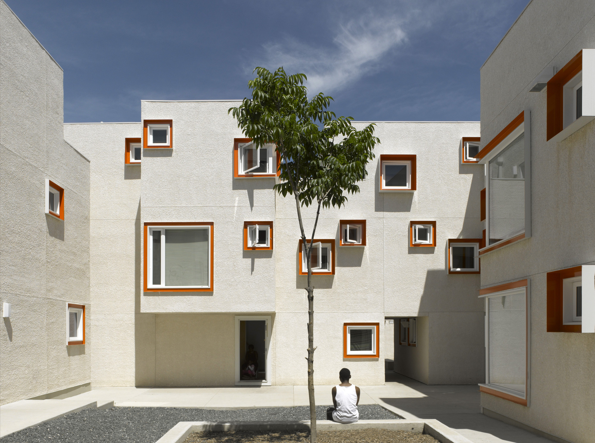 Social Housing Tag ArchDaily - Architectural design homes
