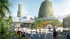 "Sasaki's ""Forest City"" Master Plan in Iskandar Malaysia Stretches Across 4 Islands"