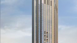 Perkins Eastman Breaks Ground on New Jersey's Tallest Tower