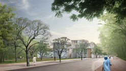 Comienza las obras del Mughal Museum de David Chipperfield en India