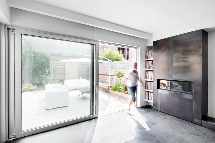 LeJeune Residence  / Architecture Open Form, © Adrien Williams