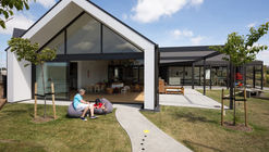 Centro de aprendizaje temprano Hobsonville Point  / Collingridge And Smith Architects (CASA)