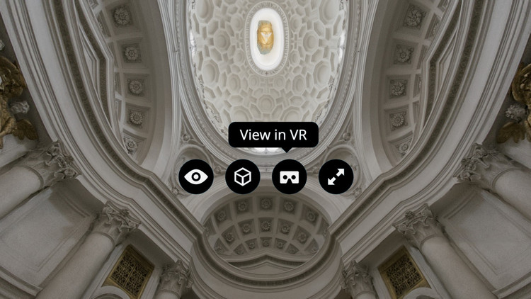 How To Tune Your 3D Models For Online VR Viewing With Sketchfab, Image adapted from screenshot of San Carlo alle Quattro Fontane model by Matthew Brennan