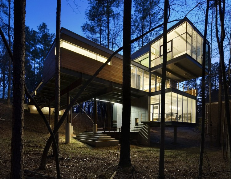 AIA Honors George Smart with 2016 Collaborative Achievement Award, via Triangle Modern Homes